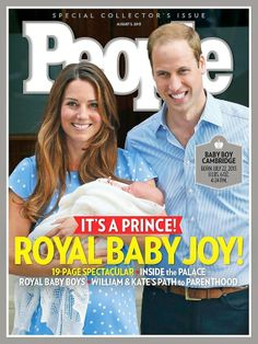 29 Magazine Covers And Newspaper Front Pages Show What Life Was Like In 2013 #royalty #magazines