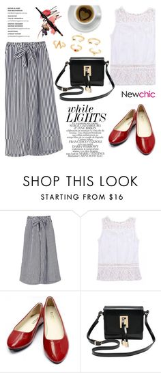 """""""NewChic Style"""" by helenevlacho ❤ liked on Polyvore featuring M&Co, Chanel and Zone"""