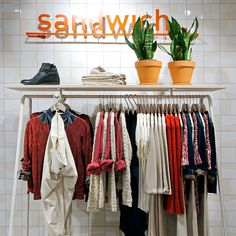 New Sandwich Collection Fall
