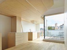 Terraced-House Renovation,© Dennis De Smet