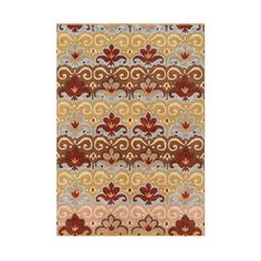 Alliyah Hand Made Apricot Tan New Zeeland Blend Wool Rug 5x8 - Overstock Shopping - Great Deals on Alliyah Rugs 5x8 - 6x9 Rugs