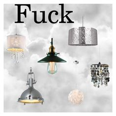 """Lighting For Every Space"" by thehousewife on Polyvore"