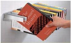 Idea para poner libros