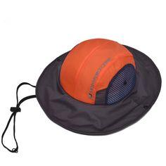 26628a57043 Spring Summer Solid Women Men Outdoor Fishing Caps Sun Proof Hats Alpine  Bucket Adjustable Headwear Hat