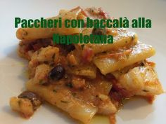 Italian Language, Italian Recipes, Cod, Food And Drink, Meat, Chicken, Youtube, Seafood, Pisces