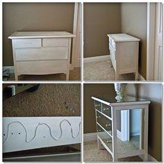 tus-propios-muebles-espejo (3) | Decoracion de interiores Fachadas para casas como Organizar la casa