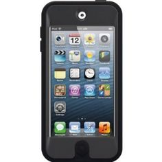 OtterBox 77-25108 Defender Series Case for Apple iPod Touch 5th Generation Retai #OtterBox