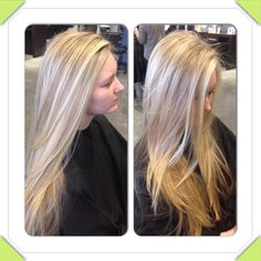 Dimensional Blonde by me!!