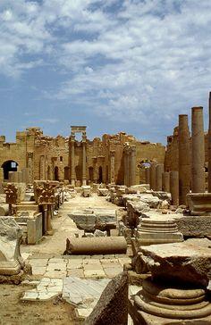 Leptis Magna, Libya | por UltraPanavision