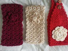 Crochet Headbands Ear warmers