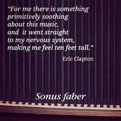 #Music and #EricClapton!