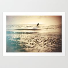 Invincible Summer Art Print by Sarah Zanon - $16.12