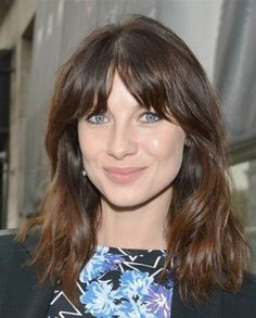 """24 New/Old Pics of Caitriona Balfe at """"Now You See Me"""" Screening and Irish Premiere Cut My Hair, New Hair, Hair Cuts, Serie Outlander, Sam Heughan Caitriona Balfe, Escape Plan, Classic Chic, Old Pictures, Medium"""