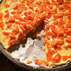 cuisinedemememoniq:Tarte à la carotte #tarte #carotte...