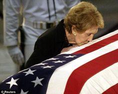 images Nancy Reagan funeral  | Nancy Reagan