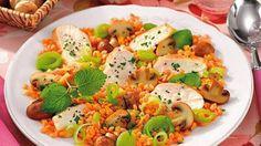 Lust auf Linsen? Testen Sie mal wieder neue Linsen-Rezepte aus. Hier gibt's von Linsensuppe bis zu einem Curry alles, was das Herz begehrt.