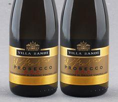Toda hora é hora de prosecco: DOC Il Fresco, Villa Sandi #vinho #espumante #prosseco #charmat #villasandi