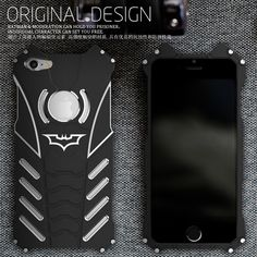 interior design I6 Plus R-Just Batman for Apple iPhone 6S Case Aluminum Metal Cover Luxury Rugged Armor Shockproof Cool Phone Protection Cases -- Click the image for detailed description on www.aliexpress.com #Rugs
