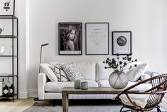 Scandinavian interior design …