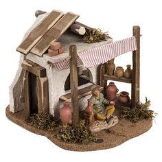 Egyptian Bible, Christmas Nativity Scene, Stage Set, Old Houses, Diorama, Gingerbread, Xmas, Bird, Outdoor Decor