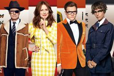 Exclusive new posters from Kingsman: The Golden Circle