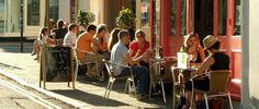 More Cafe Bar Restaurant / Trafalgar Street Outdoor Restaurant, Restaurant Bar, Free Sound Effects, Customer Insight, Outside Seating, Single Travel, Customer Engagement, Creativity And Innovation, We Are The World