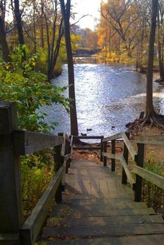 I love this place during the fall season Yates Cider Mill Rochester Hills Michigan Haus Am See, Lakeside Living, Cabins In The Woods, Lake Life, Cabana, Belle Photo, The Great Outdoors, Places To Go, Beautiful Places