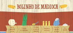 RECEITA-ILUSTRADA 123: BOLINHO DE MANDIOCA COM MUÇARELA: http://mixidao.com.br/receita-ilustrada-123-bolinho-de-mandioca-com-mucarela/