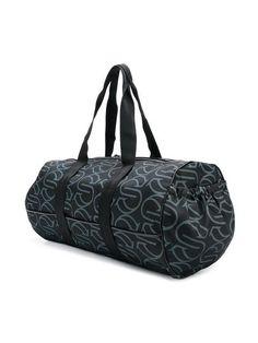Stella McCartney travel bag with logo Stella Mccartney, Duffel Bag, Travel Bag, Logo, Men, Shopping, Fashion, Travel Tote, Bags