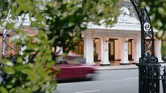 Hyatt Regency, Churchill, London.
