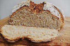 Schnelles Brot ohne Hefe