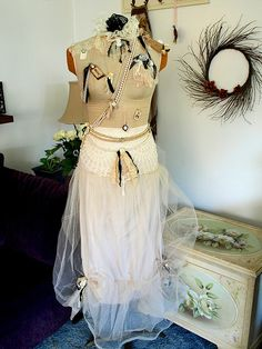 Vintage Dress Form#Repin By:Pinterest++ for iPad#