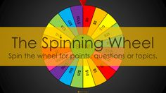 Spinning Wheels are agreat way of introducing an element of randomness into the classroom. A quick Google search reveals how popular spinning wheels are. They can be used for a number of games and…