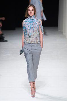 Défilé Nina Ricci prêt-à-porter printemps-été 2014, Paris. #PFW #fashionweek #runway