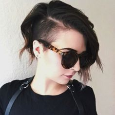 60 Modern Shaved Hairstyles And Edgy Undercuts For Women - Part 21