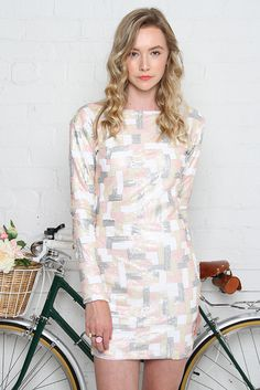 GALAR DRESS | Amber Whitecliffe