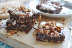 Mississippi Mud Brownies - http://www.pindandy.com/pin/726/