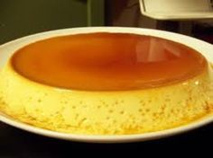 Bolacha Maria Flan - Easy Portuguese Recipes