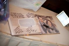 Tiffany   Alex�s Nerdy Fall Wedding