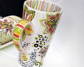 SOLD!  Flower Land Mug! @etsy #hippy