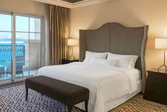 Westin Deluxe Suite Bedroom