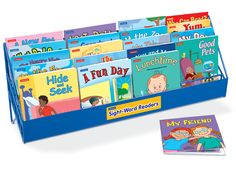 Lakeshore Fiction Sight-Word Readers - Level 1