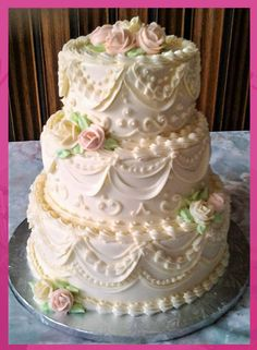 City Cakes & Cafe is a local Salt Lake hotspot. Locally owned and operated, we bring tasty vegan & gluten free treats to the Wasatch Front and beyond. Buttercream Roses, Chocolate Buttercream, Beautiful Cakes, Amazing Cakes, City Cake, Cake Cafe, Creative Wedding Cakes, Gluten Free Bakery, Wedding Cake Roses