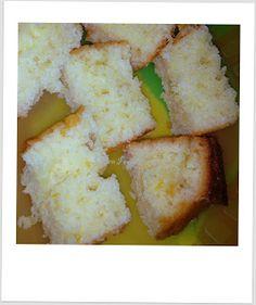 Orange Yogurt Cake ~ Mon petit monde