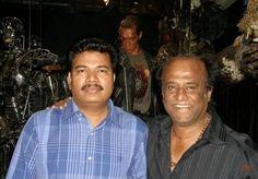 s Shankar Pairing up with Rajinikanth One more time : CineMirchi.com