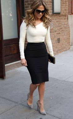 simple but sexy outfit