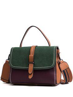 71eebea7d3b7 Shop Buckle Detail Pebble Satchel Bag online. SheIn offers Buckle Detail  Pebble Satchel Bag   more to fit your fashionable needs.