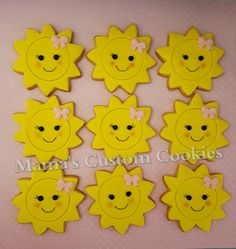 Loving the Sun and the Spring weather.  What are some fun things you do on a nice sunny day? #sun #sunrise #sunset #sundayfunday #spring #springseason #vitamind #funinthesun #funinthesun☀️ #funinthesun🌞 #funinthesun😎 #funinthesun #customcookies #mamascustomcookies