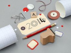 MAKE A Christmas cracker perfect for the office supply aficionado.