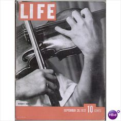 US MAGAZINE LIFE SEP 20 1937 Listed on Ebid by Tilleys of Sheffield
